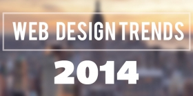 Hottest Web Design Trends for 2014
