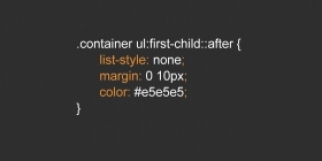 The importance of CSS Vocabulary